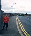 East Belfast in 2001, bridge.jpg