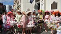Easter in New Orleans 2018-04-01 In Front of St. Louis Cathedral.jpg