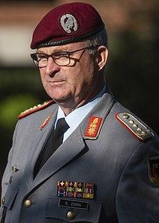 Eberhard Zorn German military officer