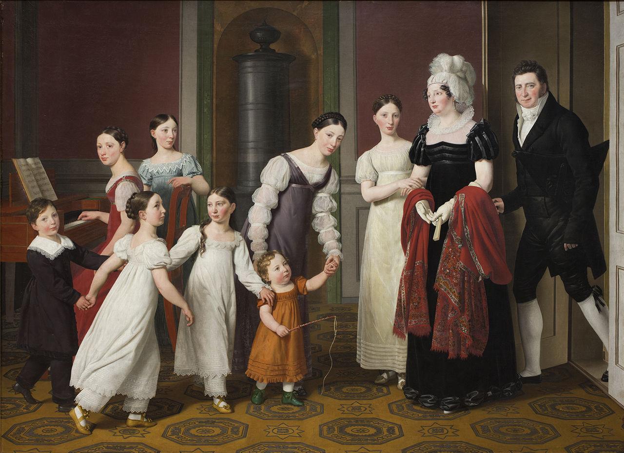 Экерсберг, CW - Familien Nathanson - 1818.jpeg
