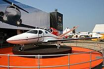 Eclipse 400 at Oshkosh Air Show 2007.jpg