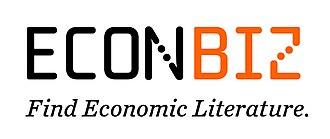 EconBiz - Image: Econbiz logo