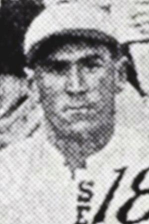 Ed Kelly (baseball) - Image: Ed Kelly (1913 Seattle Giants) 4
