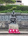 Edinburgh princes Street Gardens The Call 1914 12.JPG