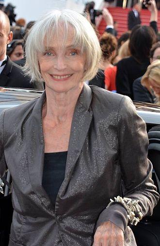 Édith Scob - Edith Scob at the 2016 Cannes Film Festival.