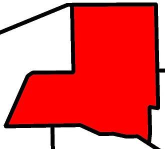 Edmonton-Glenora - Image: Edmonton Glenora electoral district 2010