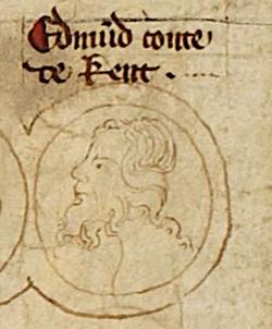 Edmund of Woodstock, 1st Earl of Kent.png