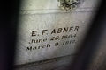 Edward F Abner mausoleum - interior 02 - Prospect Hill Cemetery - 2014.jpg