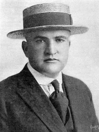 Edward F. Cline - Eddie Cline in 1920