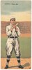 Edward T. Collins-Frank Baker, Philadelphia Athletics, baseball card portrait LCCN2007683890.tif