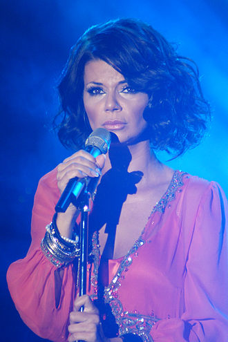 Edyta Górniak - Edyta Górniak is one of the best selling Polish artists in history.