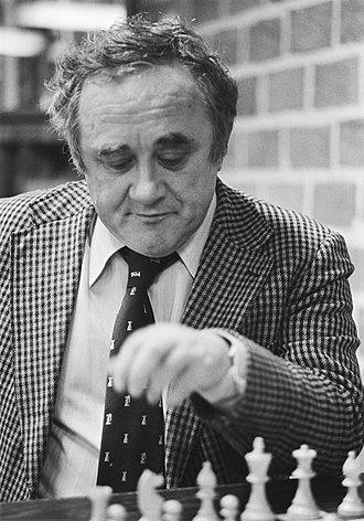 Efim Geller - Geller in 1977