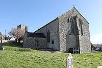 Eglwys Sant Sadwrn Henllan Sir Ddinbych Denbighshire cymru 48.JPG