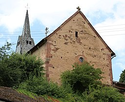 Pfarrer-Schnall-Straße in Eschau