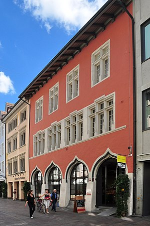 Ehemaliges Waaghaus, Marktgasse 25 in Winterthur 2011-09-09 15-22-16 ShiftN