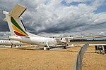 Ehioipian Airlines, ET-AVR, Bombardier Dash 8 Q400 (30416426548).jpg