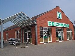 7d4584711d0 Deichmann - Wikipedia, den frie encyklopædi
