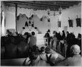 El Cerrito, San Miguel County, New Mexico. El Cerrito is of course a Catholic village, and the chur . . . - NARA - 521220.tif
