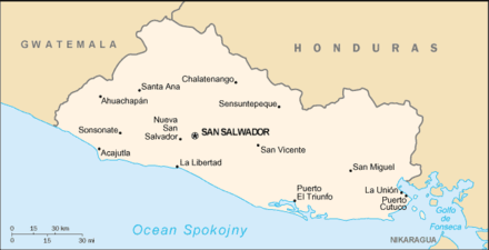 El Salvador CIA map PL.png