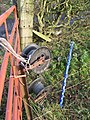 Electric fencing - geograph.org.uk - 302924.jpg