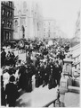 Elegantly dressed New Yorkers on Fifth Avenue, Easter morning, 1906 - NARA - 535711.tif