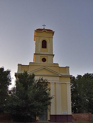 Elemir - Catholic church in Elemir