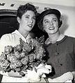 Elinor Donahue Jane Wyatt Father Knows Best 1959.JPG