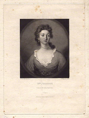 Elizabeth Johnson (pamphleteer) - Elizabeth Johnson