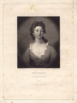 Elizabeth Johnson (pamphleteer) - Elizabeth Johnson