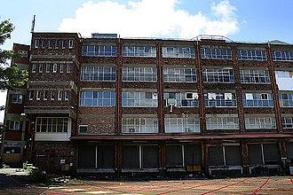 Greenbank, Bristol - Image: Elizabeth Shaw Chocolate Factory