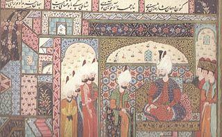 Iranian poet (1516-1550)