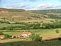 Eller House and Farndale From the Climb to Penny Hill Crag - geograph.org.uk - 213171.jpg
