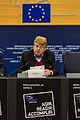 Elmar Brok Press conference Strasbourg European Parliament 2014-02-03 07.jpg
