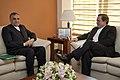 Embajador de Irán presenta copias de las Cartas Credenciales (8556128260).jpg