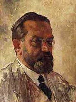 Emil Orlík - Image: Emil Orlik self portrait