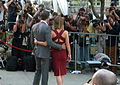 Emily Blunt and John Kraskinski at the premiere of Looper, Toronto Film Festival 2012 (8001823275).jpg