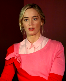 Emily Blunt interview 2018
