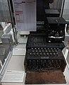 Enigma M4 mit Schreibmax Aeronautikum Nordholz.jpg