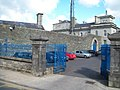 Entrance Gate to Dundalk Garda Station - geograph.org.uk - 1904188.jpg