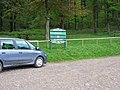 Entrance to Forestry, Llwyn Hir near Rudry - geograph.org.uk - 90823.jpg