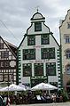 Erfurt, Domplatz 31, Zur Hohen Lilie-001.jpg