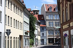 Kettenstraße in Erfurt