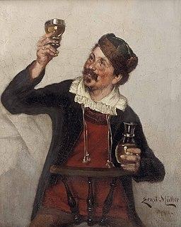 Ernst Immanuel Müller Der Weinkenner