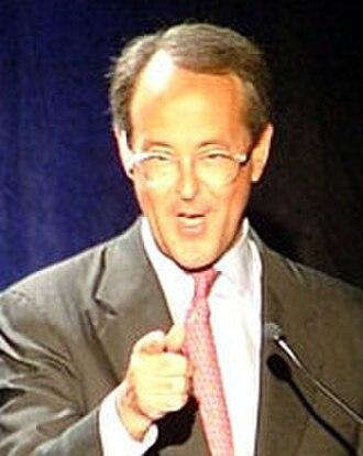 United States Senate election in North Carolina, 2004 - Image: Erskine Bowles
