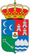 Official seal of Alicún de Ortega, Spain