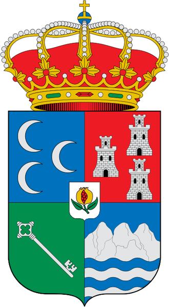 Alicún de Ortega - Image: Escudo de Alicún de Ortega (Granada)