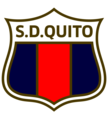 Escudo del deportivo Quito diseñado y autotransformado por Roberto Malla.png