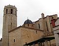 Església Arxiprestal de Sant Mateu, campanar i capella de Sant Climent.jpg