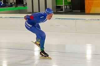 Esmee Visser Dutch speed skater