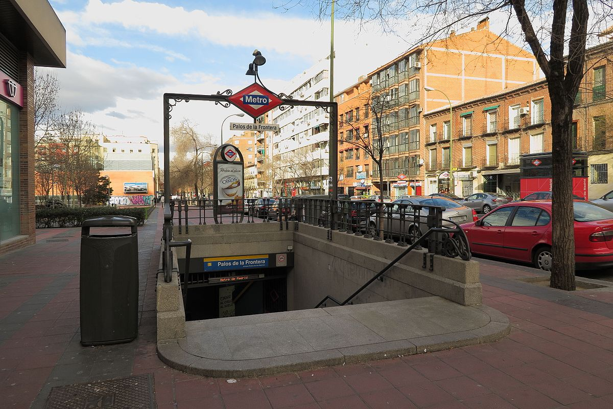 Metro Palos de la Frontera